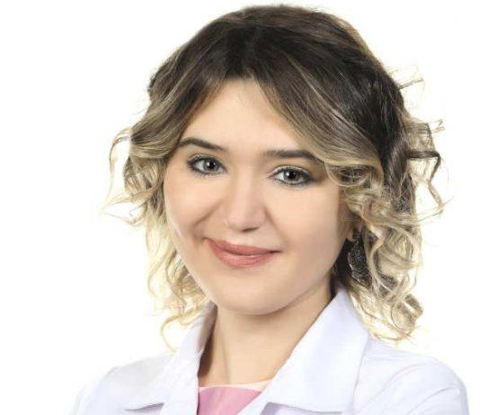 Romatem Hastanesi Fiziksel Tıp ve Rehabilitasyon Uzmanı Dr. Esra Mustafa görseli Vitamin Haber'de.